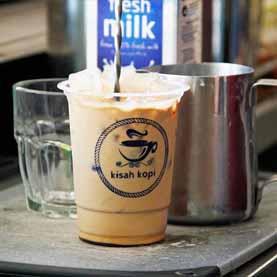 Coffe Shop Di Menteng - Kisah Kopi