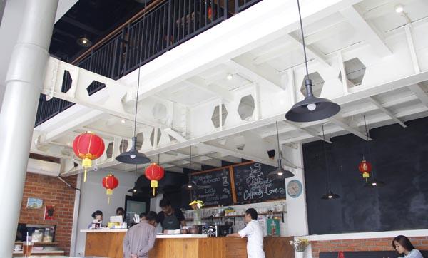 Restoran Mewah Di Sarinah